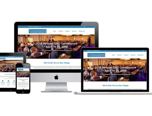 WordPress Website Design for Shareholder Services Group